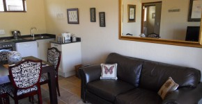 Open plan in Cottage Dragonfly