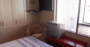 Bedroom of Cottage Praad of De Kaap