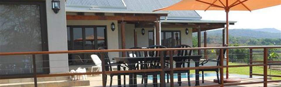 Facilities at Sabi River Guest House