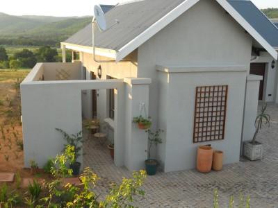 Cottage Praad of de Kaap
